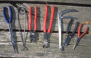 Proper Muskie Release Tools