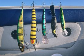 Fishing Tackle to Use for Muskie